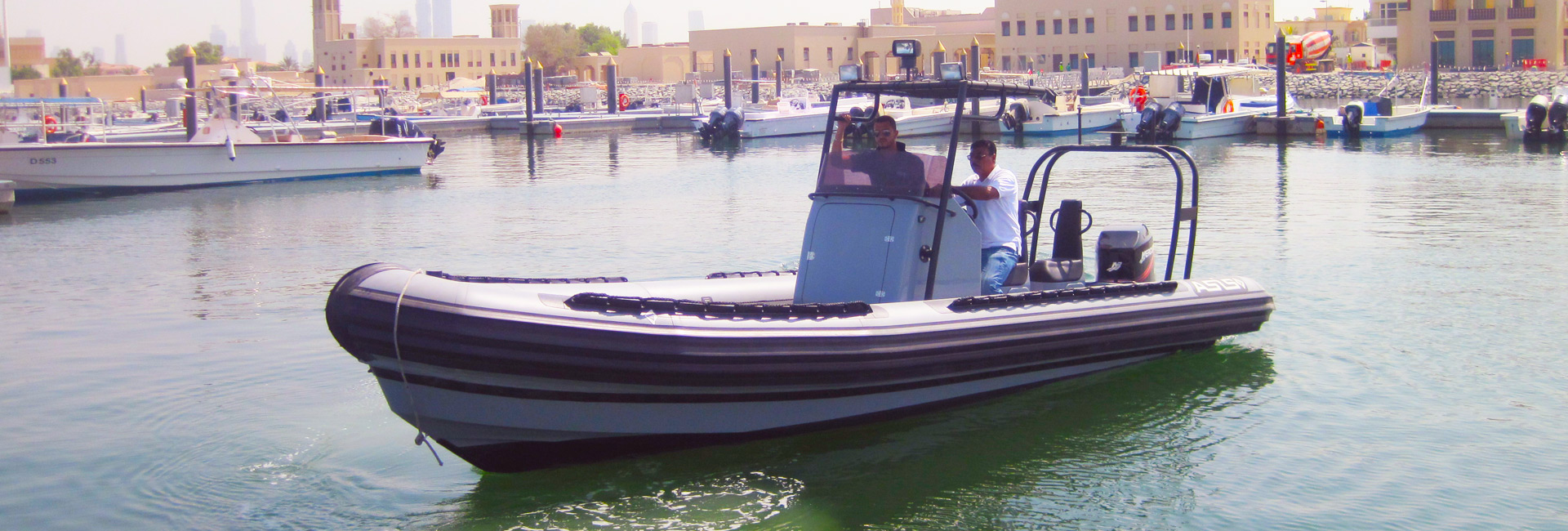 RHIB Training Services by ASIS